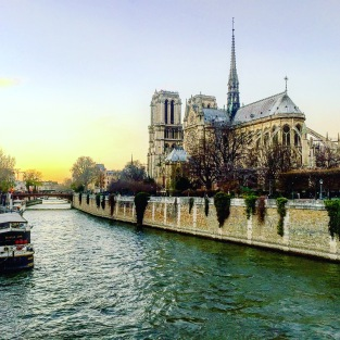 Notre dam Cathedral