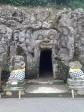 Ubud Monkey temple, indonesia