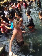 Ubud Water Temple, Indonesia