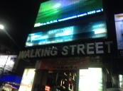 Walking Street, Pattaya