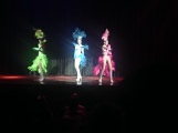 Ladyboys show in Pattaya