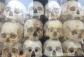 Killing fields memorial, Cambodia